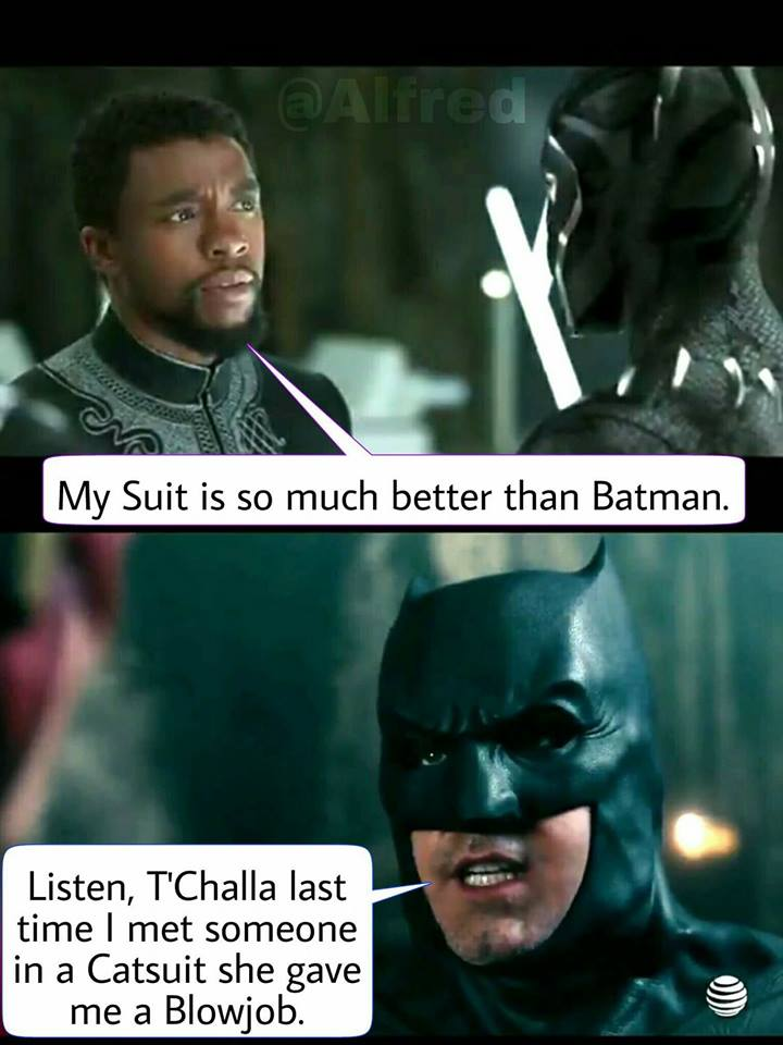memes batman funny panther vs hysterically deadpool funniest miss related bestofcomicbooks