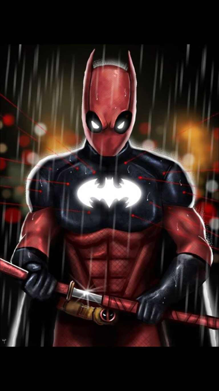 Insane Marveldc Character Mashups Designed By Fans-3747