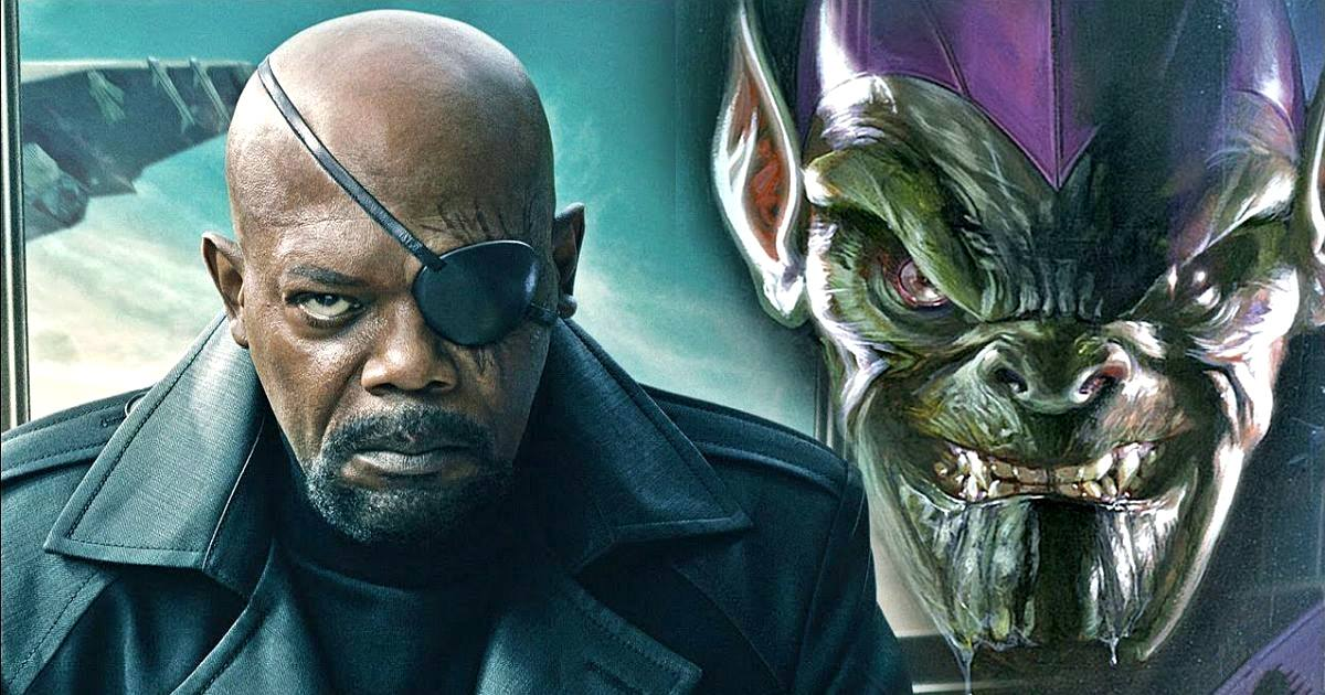 Is Nick Fury A Skrull