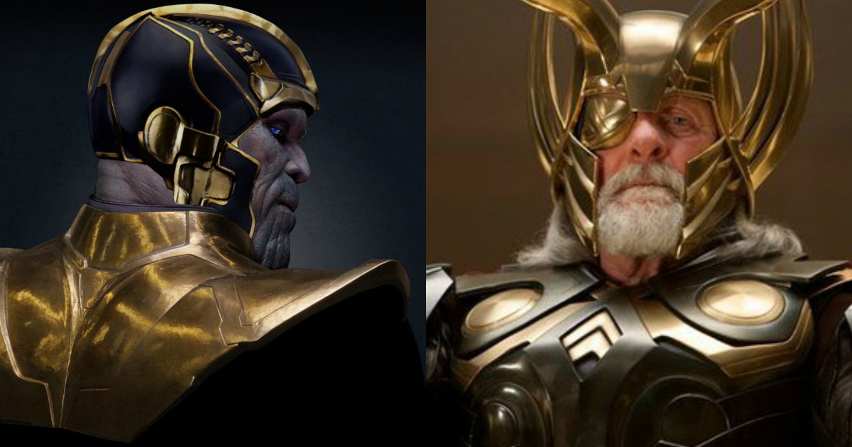 Can Odin Beat Thanos?