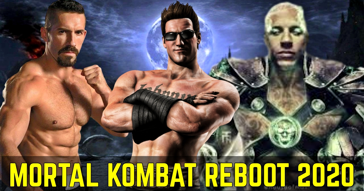 12 Actors Who Should Star In The Mortal Kombat Movie Best Of