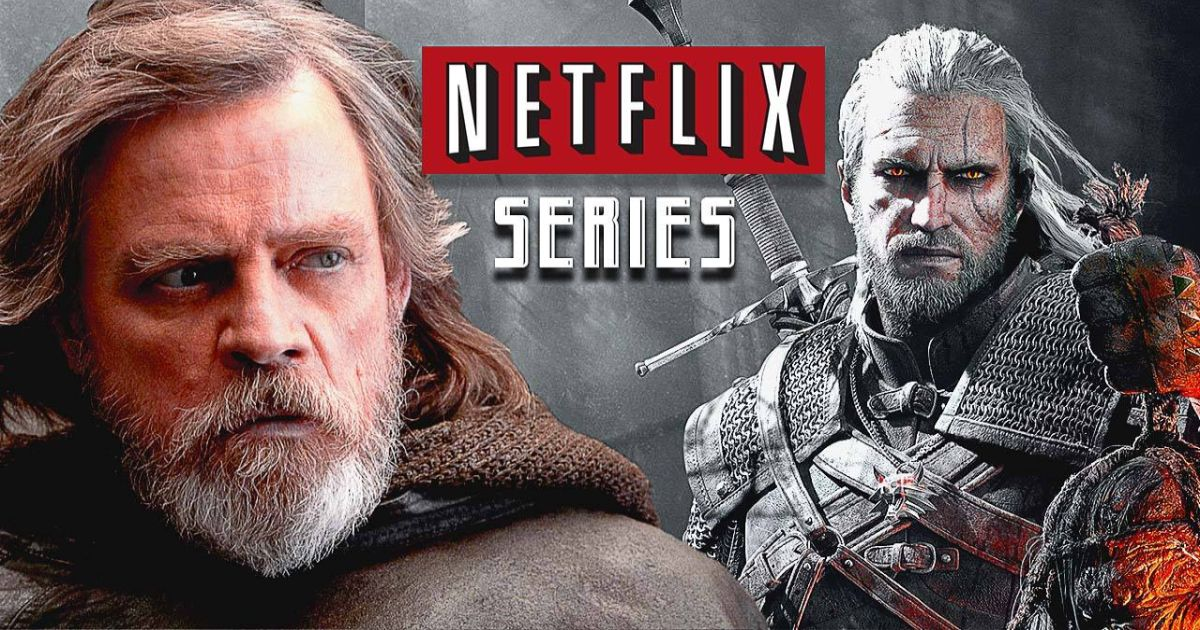 Mark Hamill Won A Role In Netflix Witcher Series With A