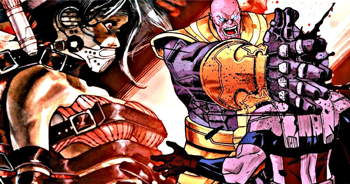 8 Events That Prove Thanos Is The Sickest Villain, He