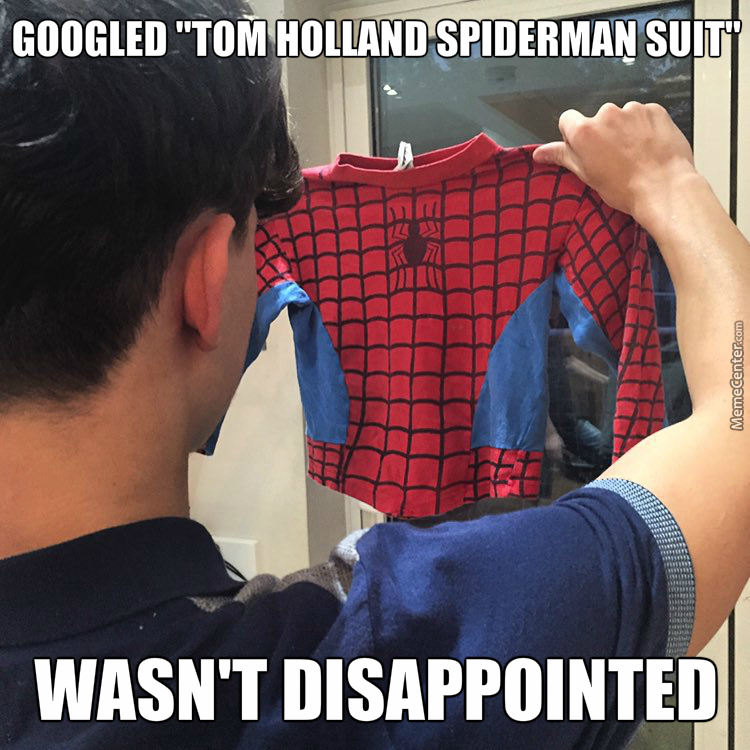 20 most hilarious tom holland memes