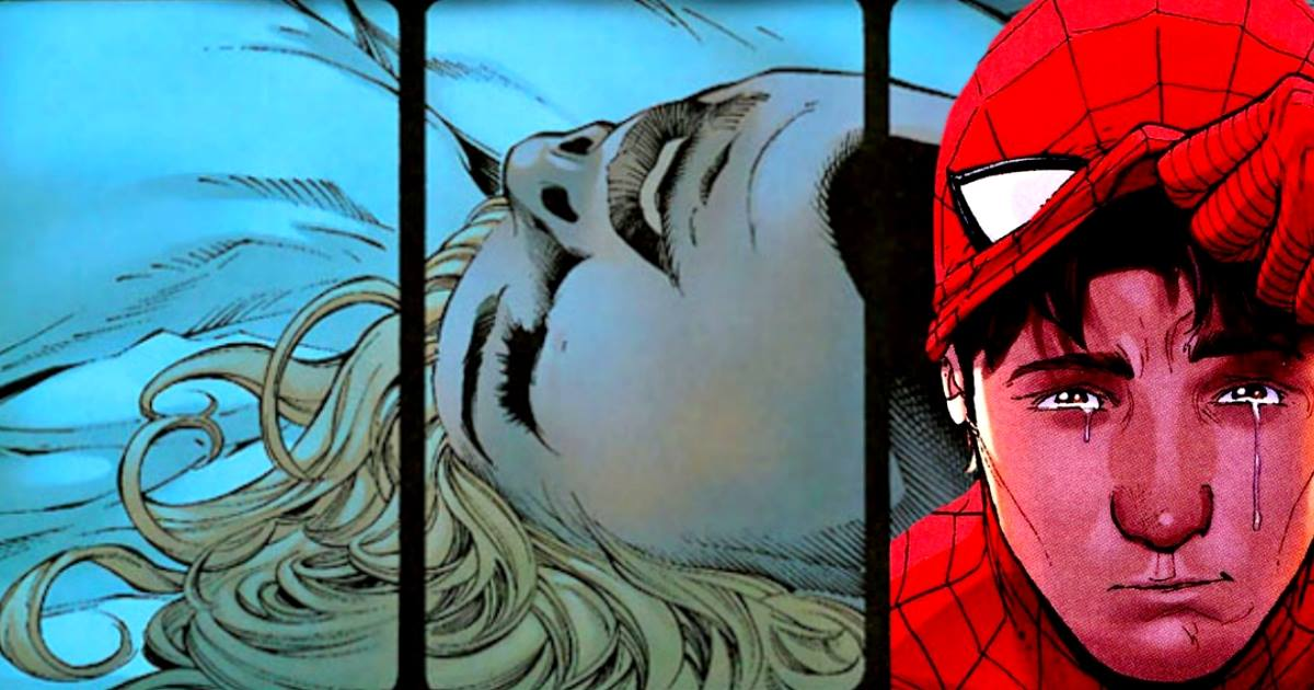 Spider-man's Radioactive Sperm Killed Mary Jane By Giving ...