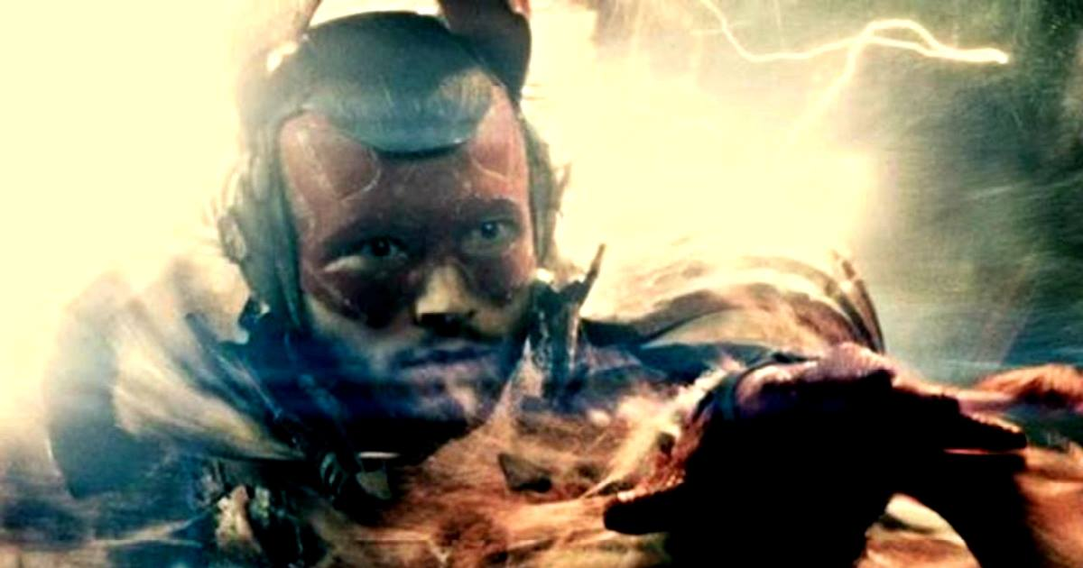batman v superman the flash