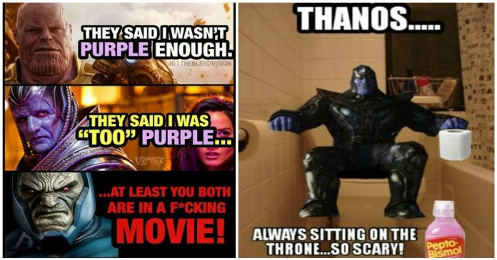 17 Fresh And Hilarious Thanos Memes Confirm That Avengers