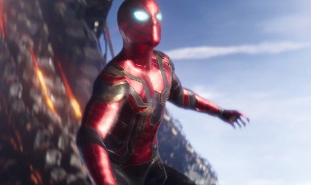 Spider-Man's Infinity War Suit Is Packed With A New Deadly