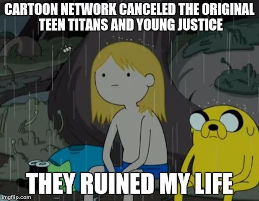 Insanely Funny Young Justice Memes