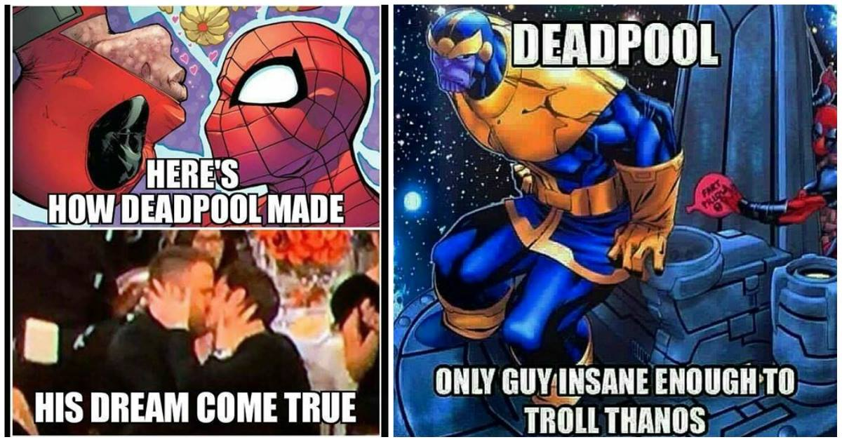 ea6b7f33 43 Hilarious Deadpool Memes That Will Have You Floored