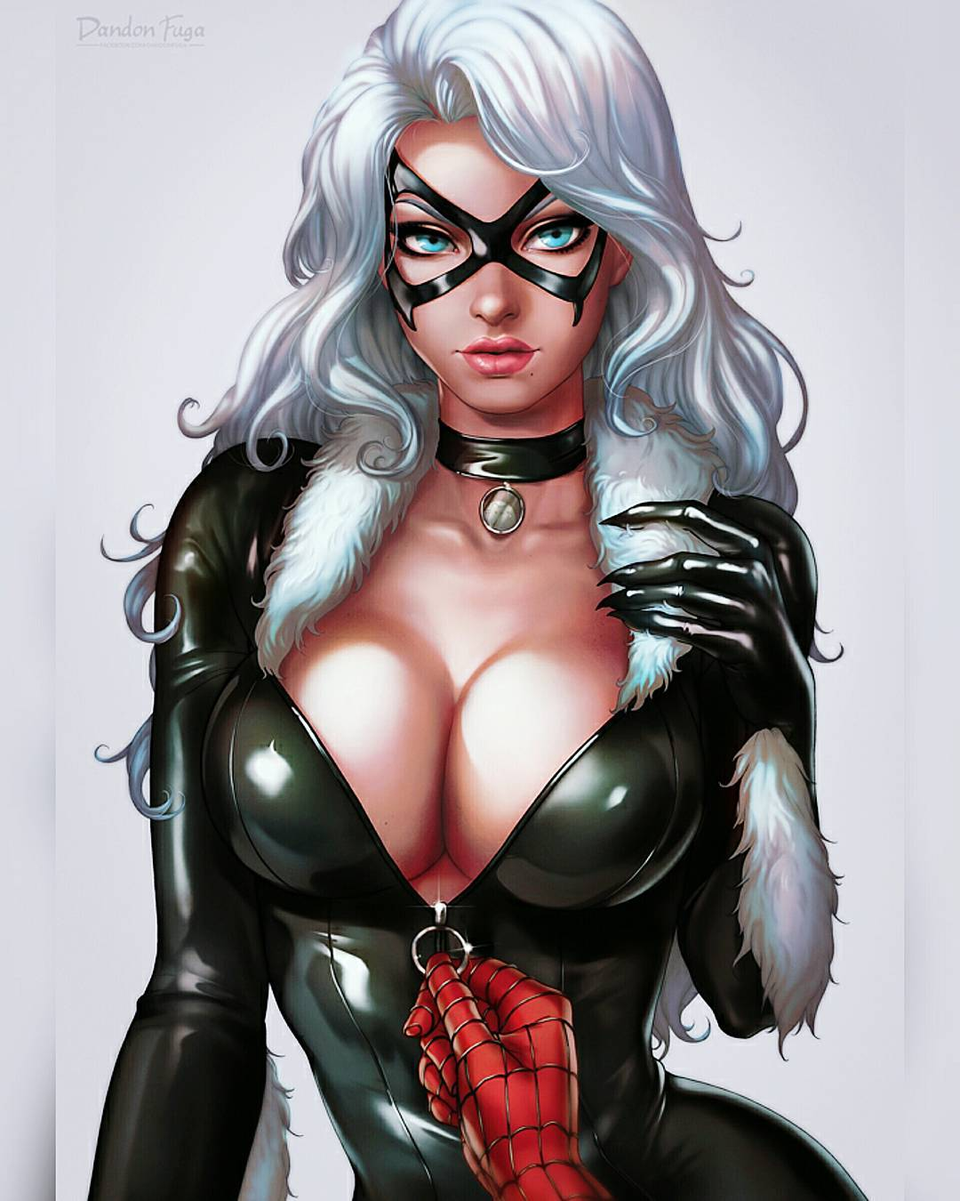35 Hot Pictures Of Black Cat, Felicia Hardy From Marvel Comics-3317