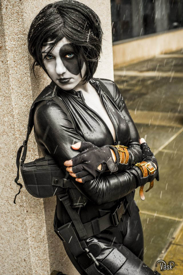 Domino Spectacular Cosplay