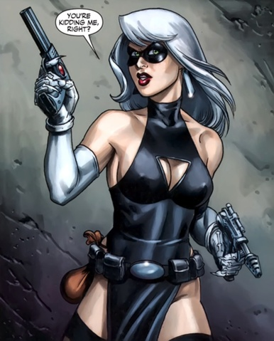Black Cat Gun