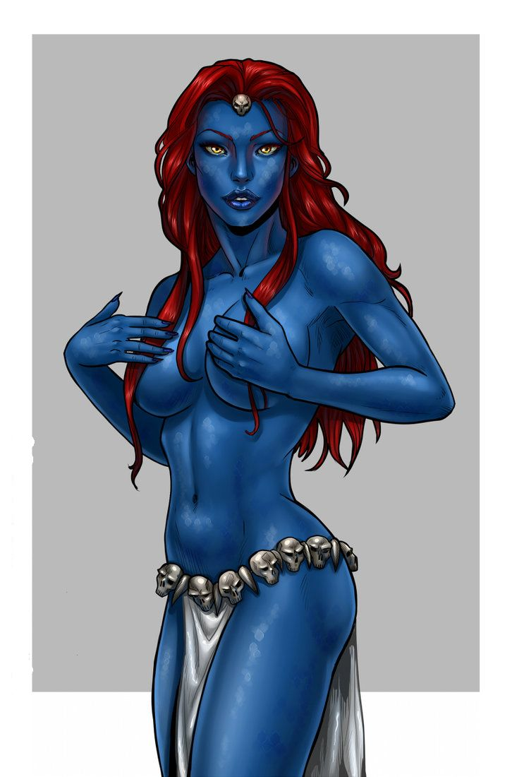 30 Hot Pictures Of Mystique From Marvel Comics-7142