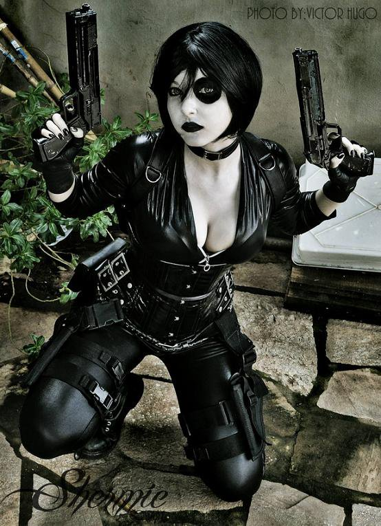 Domino Remarkable Cosplay
