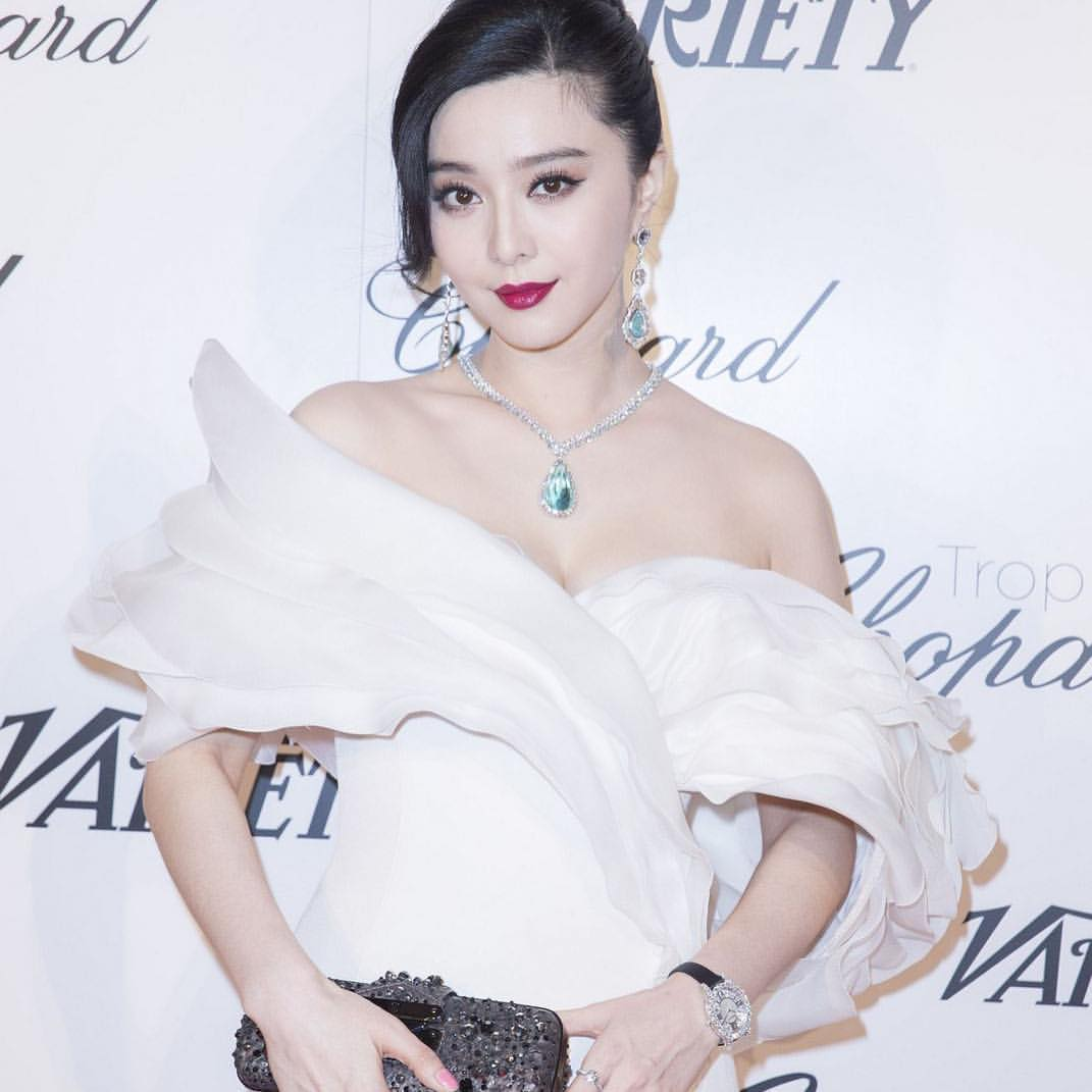 Fan Bing Bing sweet