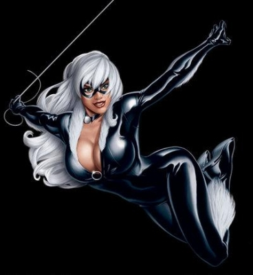 Black Cat Amazing