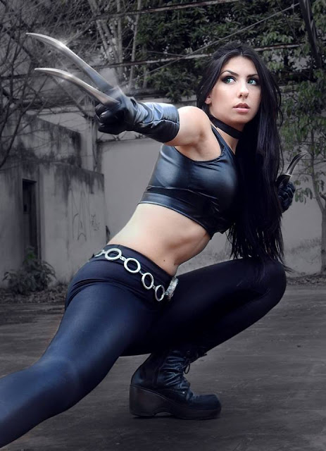 X-23 Cosplays Hot Style