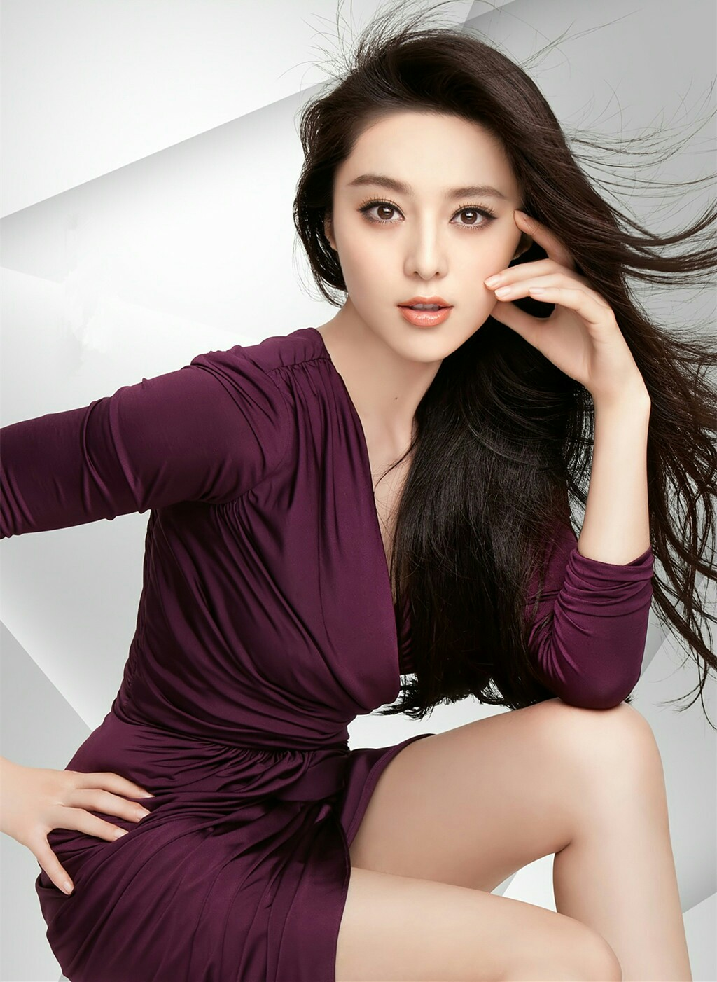 Fan Bing Bing Hot Lips
