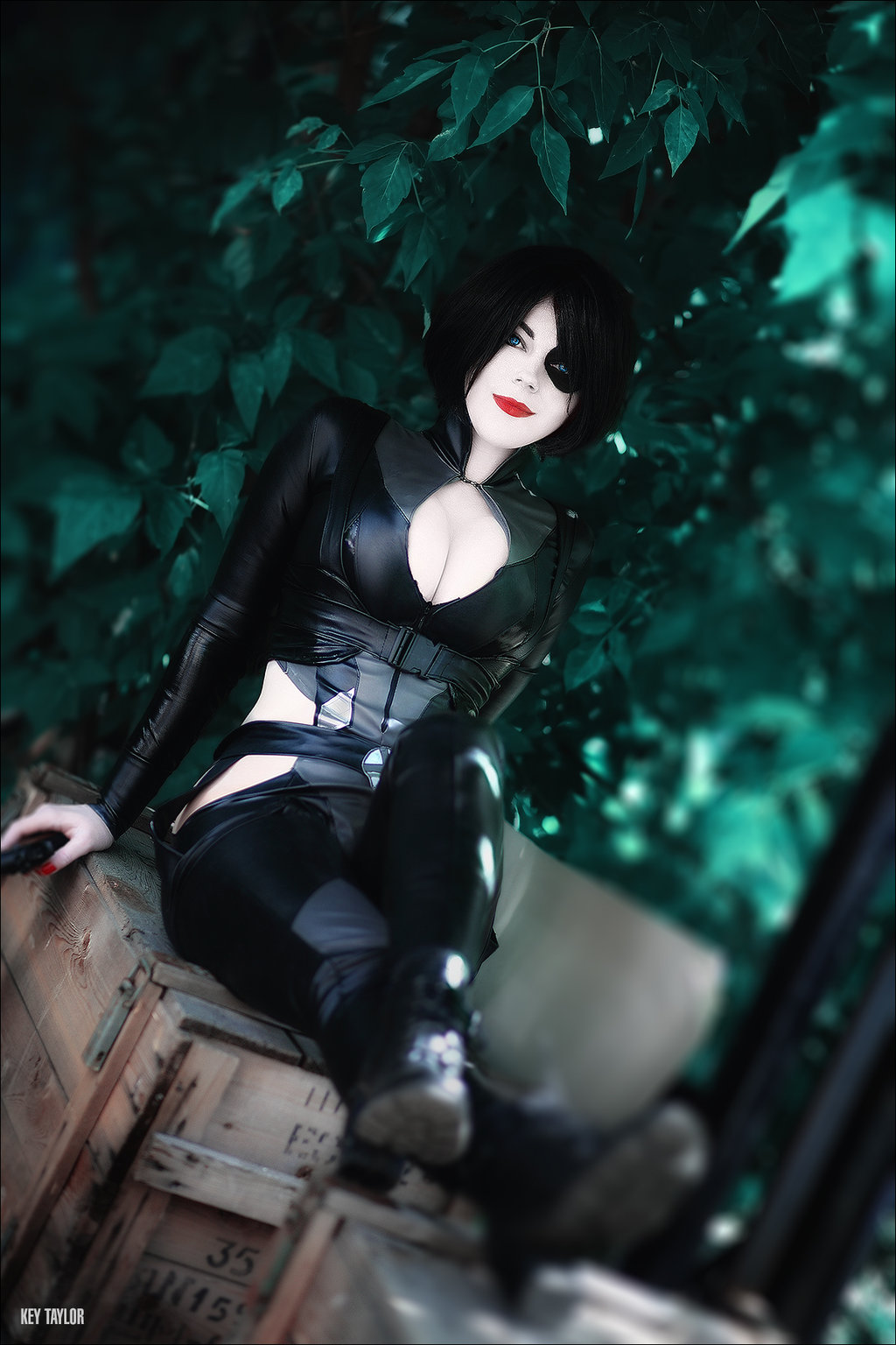 Domino Lovely Cosplay
