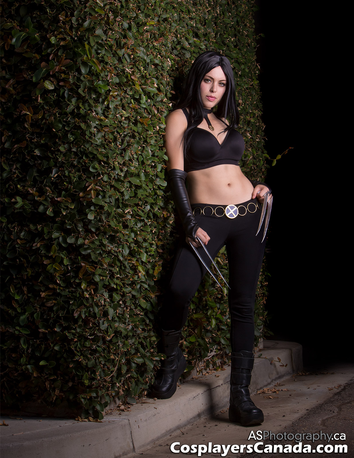 X-23 Cosplays Hot Pictures