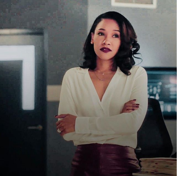Candice Patton Dashing
