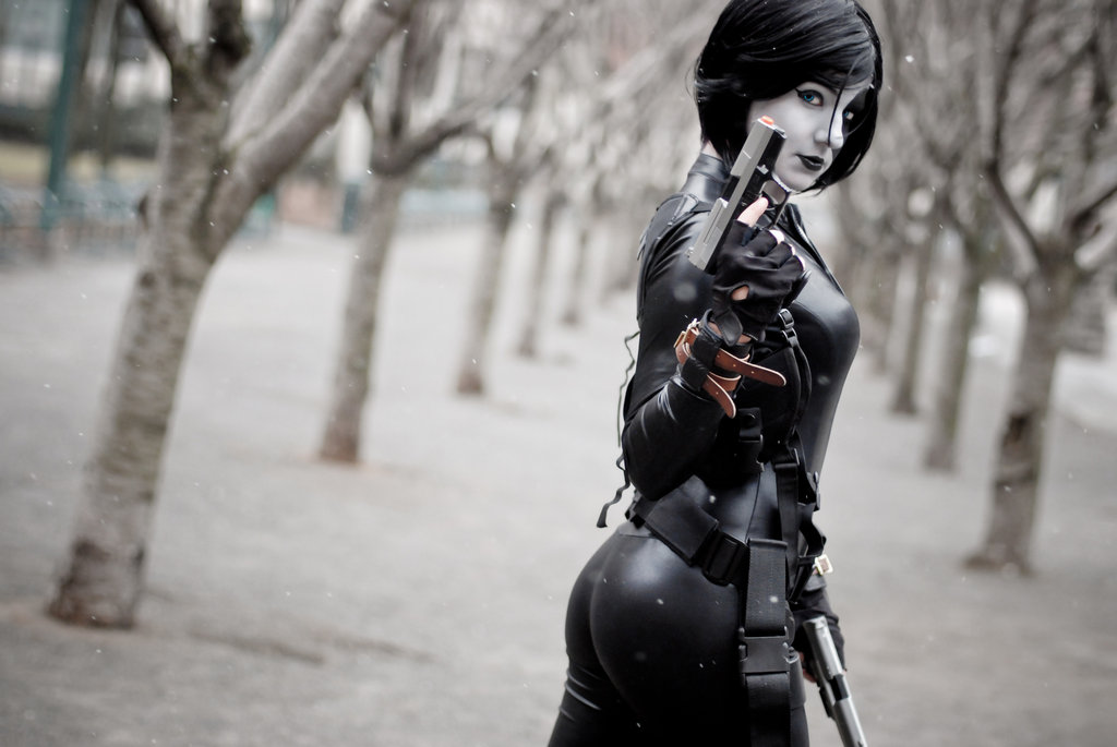 Domino Wonderful Cosplay