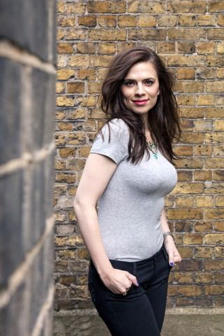 Hayley Atwell hot pic