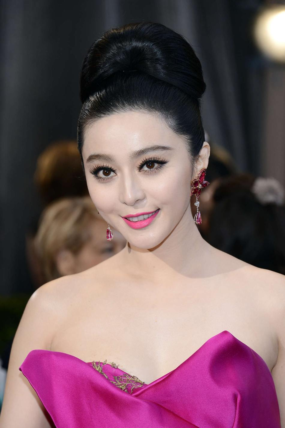 Fan Bing Bing hot dress