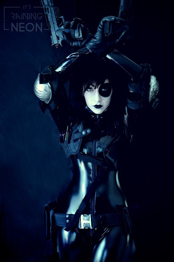 Domino Perfect Cosplay