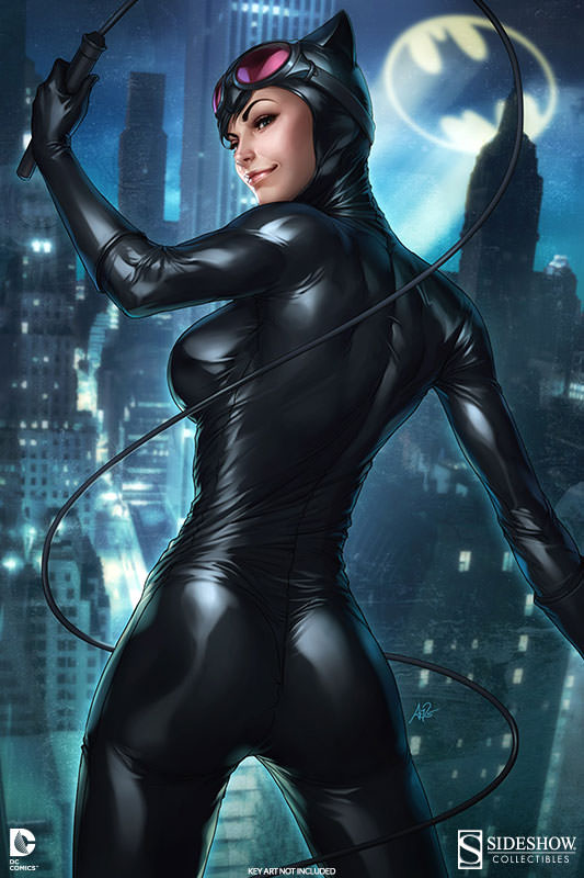 Catwoman sexy booty