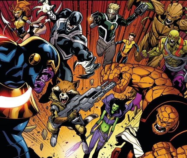 30 Possible Ways Thanos Can Be Defeated By Avengers According To