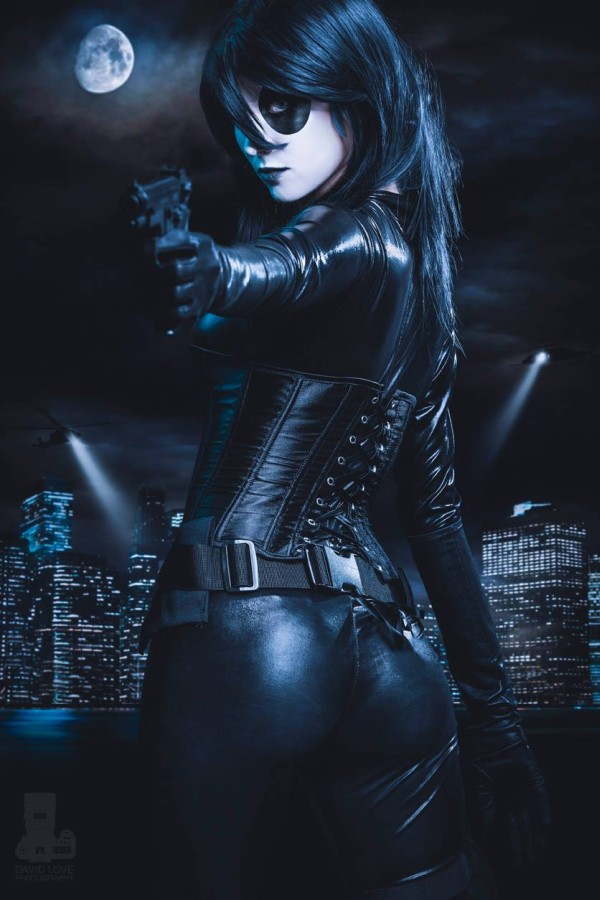 Domino Saucy Cosplay