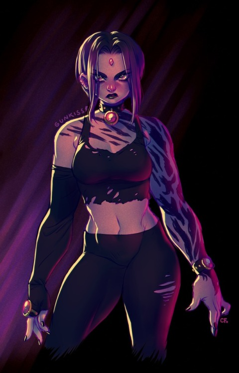 35 Hot Pictures Of Raven From Teen Titans, Dc Comics-7388