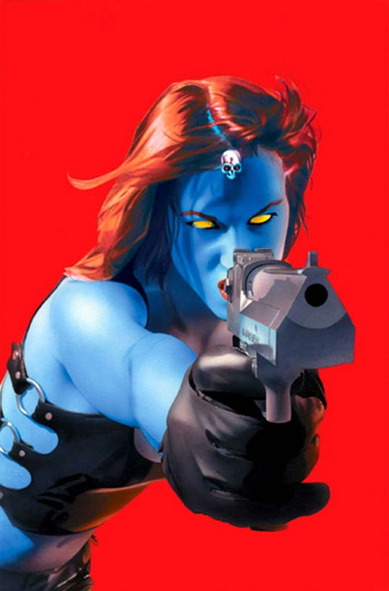 30 Hot Pictures Of Mystique From Marvel Comics