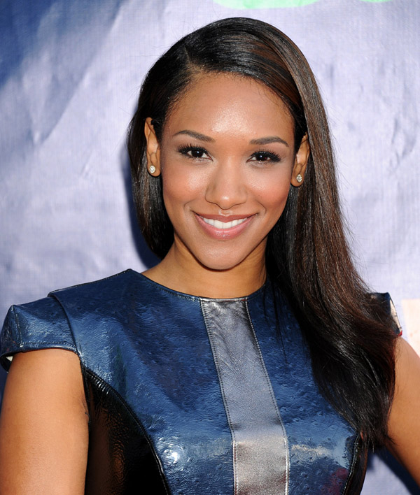 Candice Patton Smile