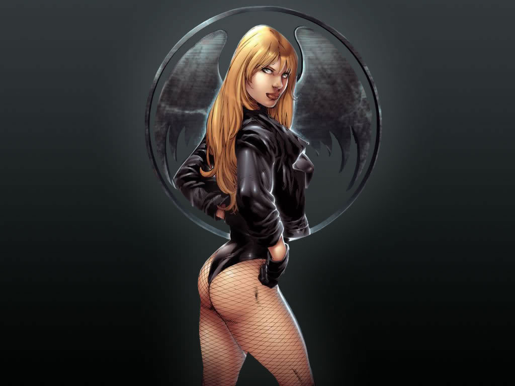 Black Canary Sexy Pictures