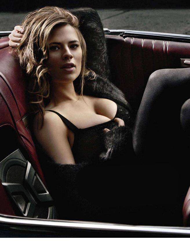 Hayley Atwell hot