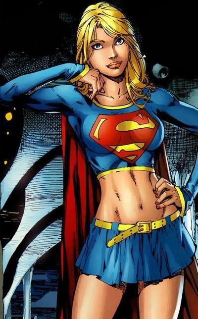 Supergirl Hot