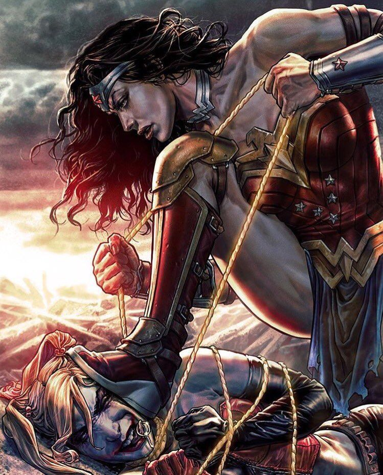 50+ Hot Pictures Of Wonder Woman From DC Comics | Best Of