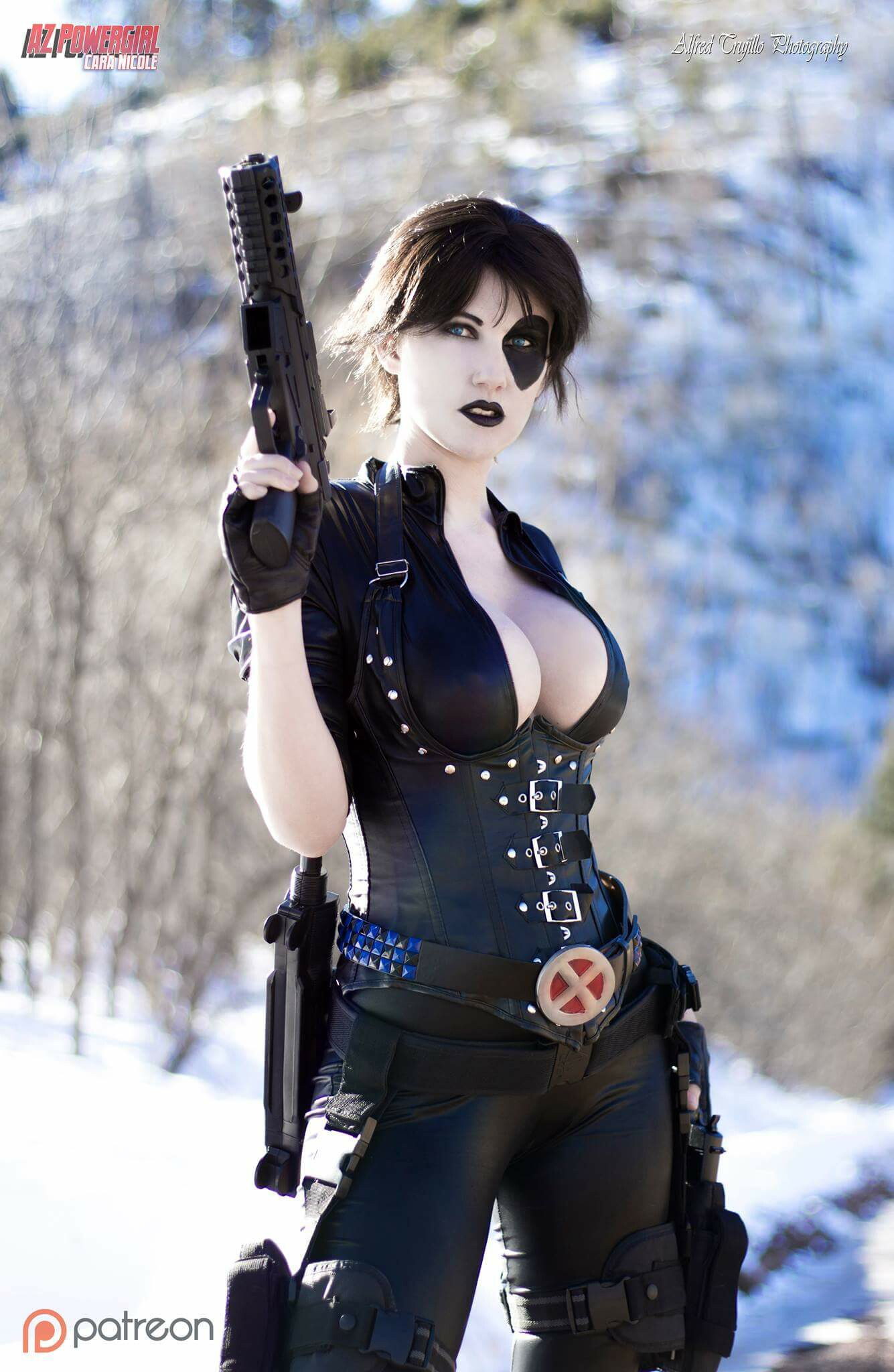 Domino Astonishing Cosplay