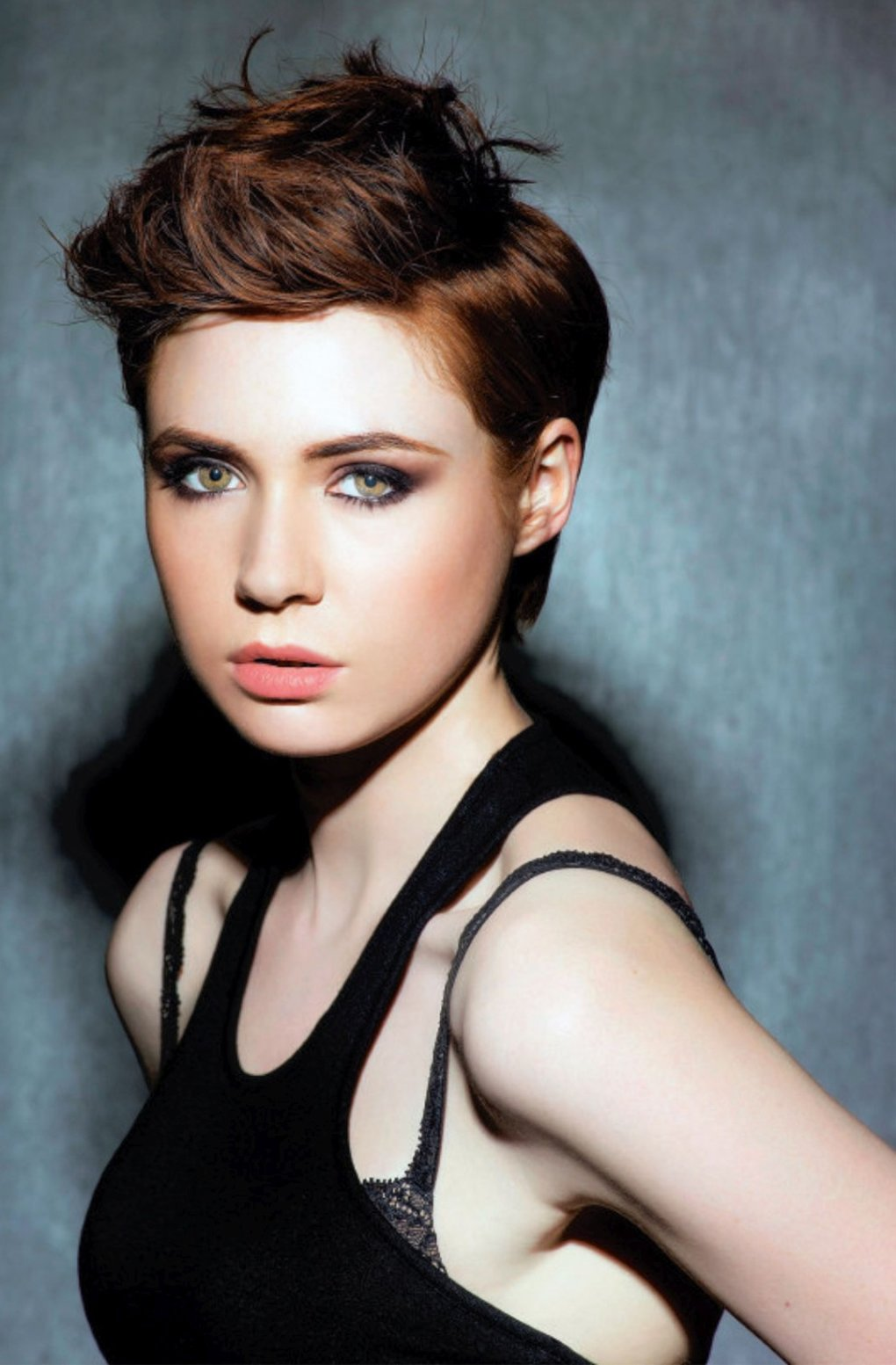 Karen Gillan Hottie Look