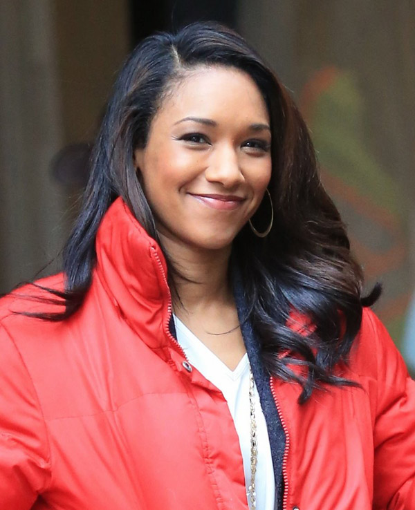 Candice Patton Good Looking