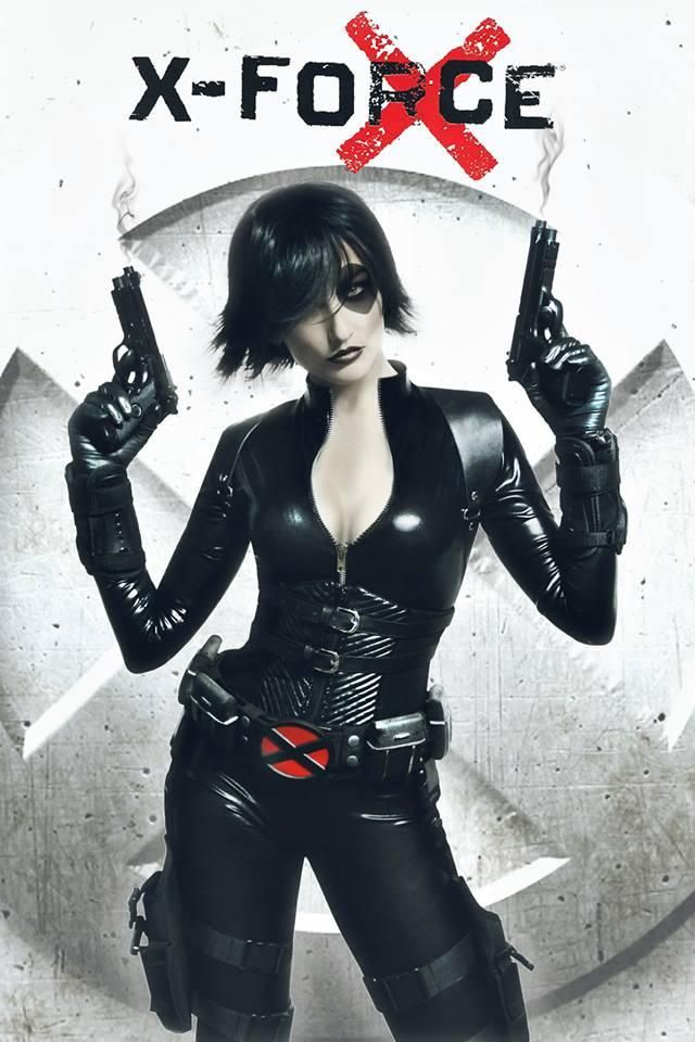 Domino Beautiful Cosplay