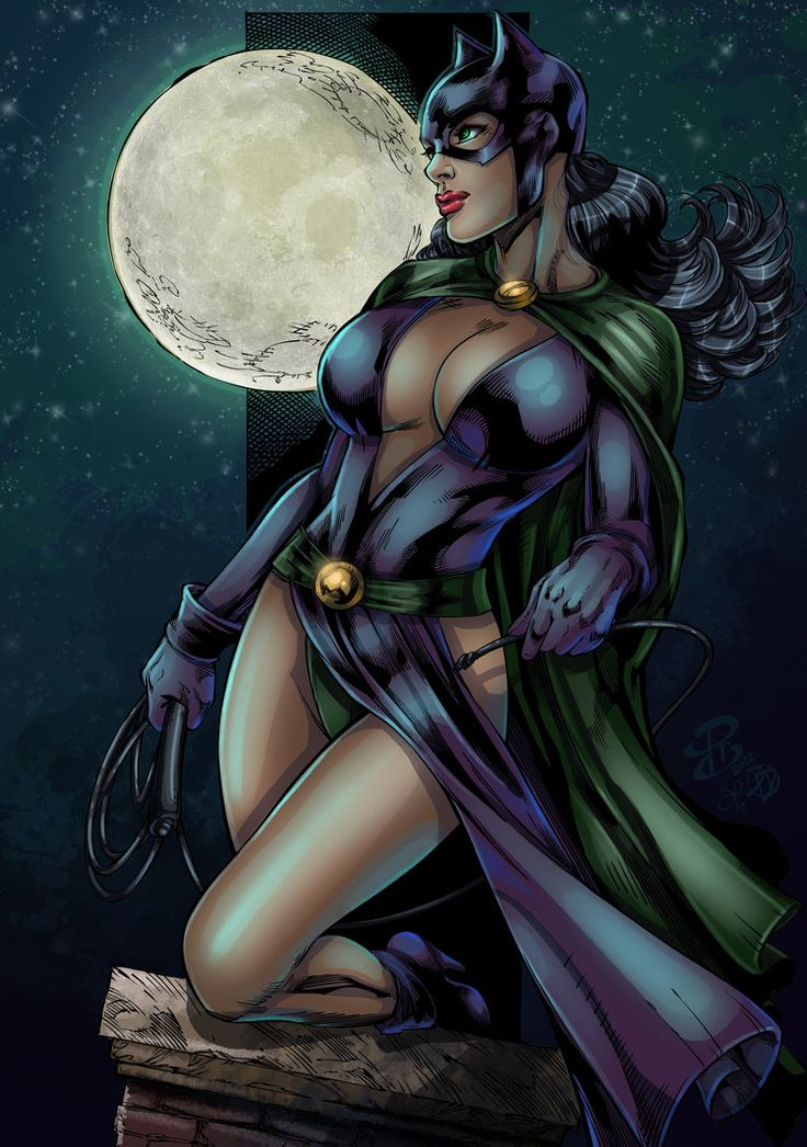 Catwoman sexy