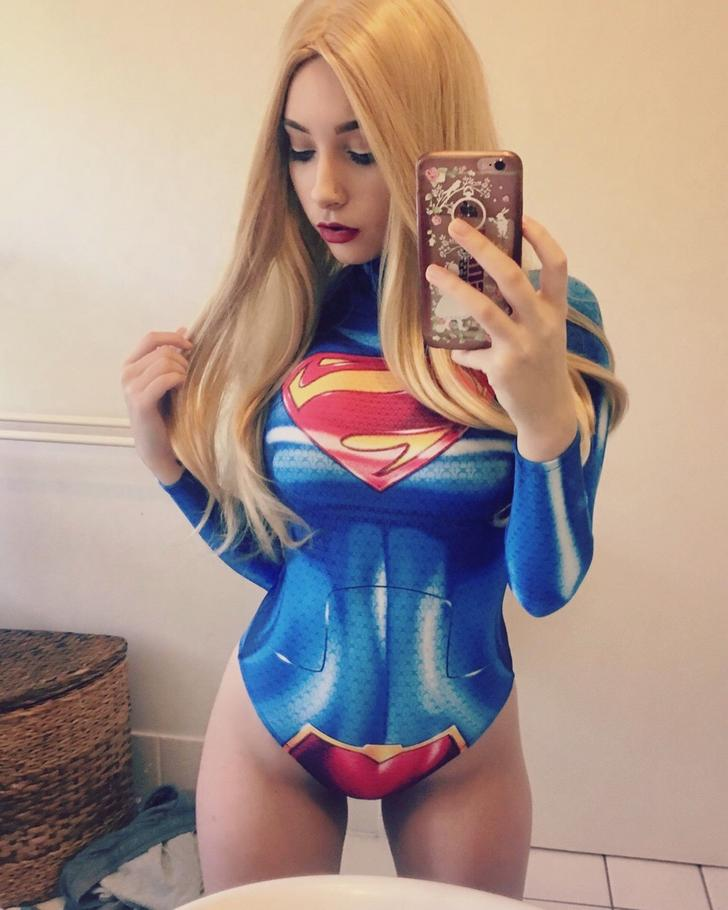 Super Girl Cosplay Victoria: 40 Supergirl Hot Cosplays That Will Make You Fall In Love