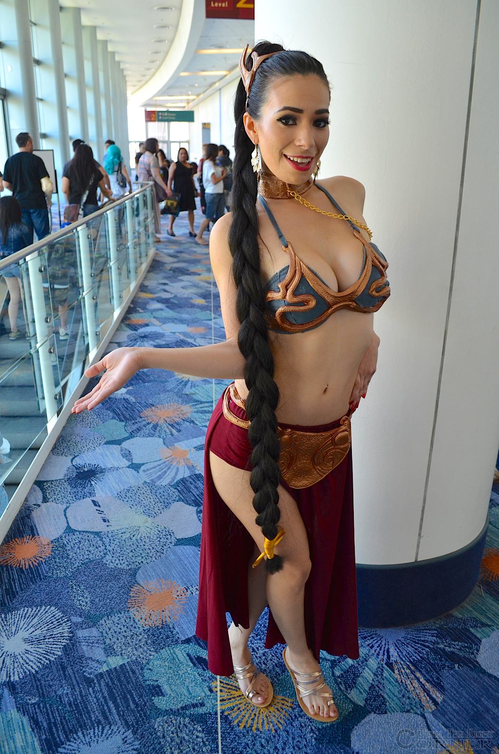 30 Hottest Slave Princess Leia Which Will Make Fans Crave