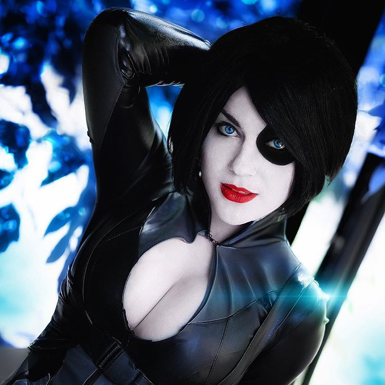 Domino Phenomenal Cosplay