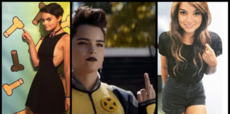 20 Hot pictures of Brianna Hildebrand Negasonic Teenage Warhead