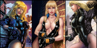 35 Hot Pictures Of Black Canary From DC Comics